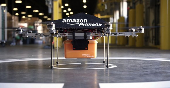 amazon drone torino